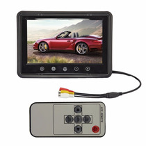 Tela Monitor Automotivo 9 Polegadas Tft Led Hd 800*480pixels