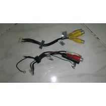 Conjunto De Cabos Rca\parking\antena Dvd Philips Ced 229