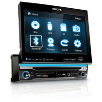 Dvd Player Automotivo Central Multimídia Ced750 Philips