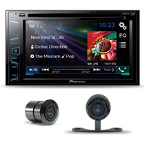 Dvd Pioneer Avh-x2780bt Avh2780 2 Din Android Iphone+camera