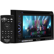 2 Din Pioneer 2680bt 6,1 Usb Mp3 Radio Am Fm Bluetooth 2680