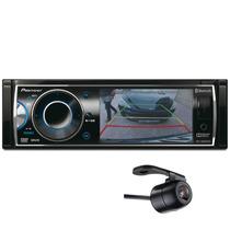 Dvd Player Pioneer Dvh-8680avbt + Camera De Ré Bluetooth Usb