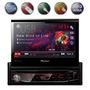 Dvd Player Pioneer 7 Usb Touchscreen Avh-3880dvd