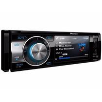 Aparelho Pioneer Dvd Bluetooth Usb Aux Dual Color Destacável