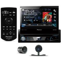 Dvd Pioneer Avh-x7780tv Avh7780 X7780 C/tv Digital + Câmera