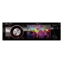 Dvd Player Pioneer Dvh-8680avbt Bluetooth Usb Tela 3,5 1 Din