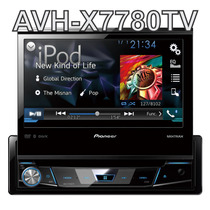 Dvd Player Pioneer Avh-x7580bt 7580 Mixtrax Bluetooth Usb
