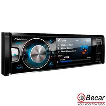 Radio Dvd Pioneer Dvh8680avbt Com Bluetooth E Tela 3,5