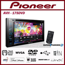 Toca Dvd Pioneer 175dvd 6.1 Usb Ipode Iphone Android