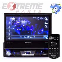 Dvd Pioneer Retratil Avh-x7780tv Tv Digital App Radio Live