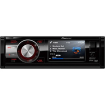 Dvd Player Automotivo Dvh - 7780av Pioneer Com Tela De 3,5