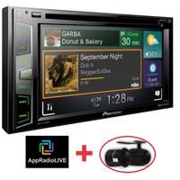 Dvd Pioneer 2din Avh-x2780 Bt Camera Ré Lançamento 2015