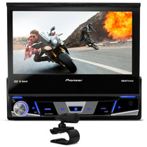 Dvd Player Automotivo Pioneer Avh-7580bt Mixtrax Bluetooth