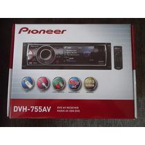 Dvd Pioneer 3 Dvh-755av