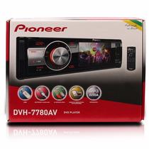 Dvd Player Pioneer Dvh-7780av Tela 3 Polegadas, Usb, Aux