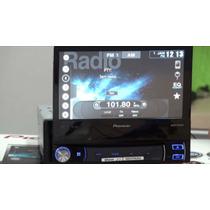 Dvd Pioneer Avh-x7550bt Pouco Tempo De Uso