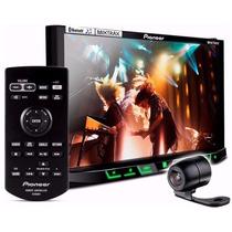 Dvd Pioneer Avh-x5880tv 5880 Bt-tv Digital + Câmera Ré+n.f