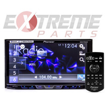 Dvd Pioneer Avh-x5780tv + Moldura 2-din Ford Focus 2009-2013
