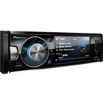 Frente Nova Dvd Automotivo Pioneer Dvh 8680 Dvh-8680 Avbt