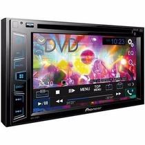 Dvd 2din Automotivo Pioneer Avh-278bt Bluetooth Multimidia