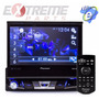 Frete Gratis + Pioneer Avh X7780tv Dvd Retrátil Tv Digital
