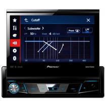 Dvd Player Pioneer Avh-7780tv C/ Appradiolive Tv Dig Bt 2015