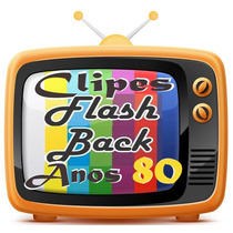 Kit 120 Video Clipes Anos 80 Flashback Dance Frete Grátis