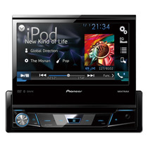 Dvd Pioneer Avhx 7780tv 7 Tv Digital Bluetooth Mixtrax