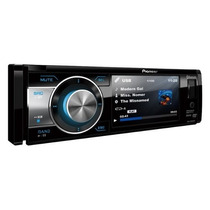 Dvd Player Pioneer Dvh-8680avbt + Camera De Ré Bluetooth Usb
