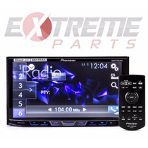 Dvd Player Pioneer Avh-x5780tv + Moldura 2din Gm Vectra