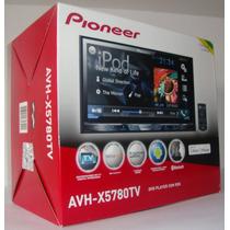 Dvd Pioneer Avh-x5780tv Tv Digital App Radio Bluetooth Usb