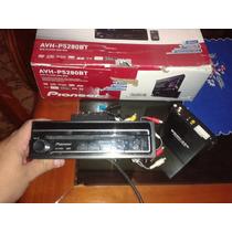 Dvd Pioneer Avh-5280bt+modulo Gps+modulo Tv Digital Pioneer