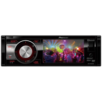 Dvd Player Pioneer Dvh-8880avbt Usb Frontal Tela 3,5 1 Din