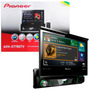 Dvd Player Pioneer Avh-7780tv C/ Appradiolive Tv Dig Bt 2015