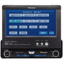 Dvd Pioneer Avh-p5700dvd Tela Retrátil Com Touch Screen