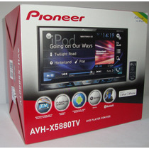Dvd Player Pioneer Avh-x5880tv Tv Digital Bluetooth Spotify