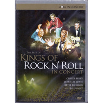 Dvd Kings Of Rock N1 Roll - The Best Of / In Concert - Novo*