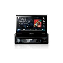 Dvd Pioneer Retrátil Avh-x7780tv Com Tv/bluetooth