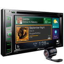 Dvd Pioneer Avh-x2780 Bluetooth Usb Android Iphone + Câmera