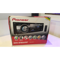 Dvd Automotivo Pioneer Dvh-8780avbt Tela 3,5 - Bluetooth Usb