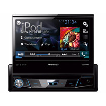 Dvd Player Pioneer Avh-x7780tv X7780 Já C/ Tv Digital 2015