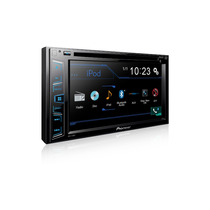 Aparelho Dvd Automotivo Pioneer Avh 278bt Usb Bluetooth 2din
