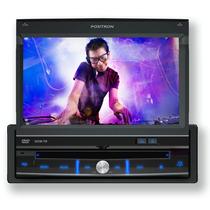 Dvd Positron Automotivo Sp6700 Dtv Com Tela Touchscreen S/jr