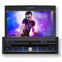 Dvd Positron Automotivo Sp6700 Dtv Com Tela Touchscreen