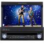 Toca Cd Dvd Positron Retratil Lcd 7 Polegadas Usb Touch Auto