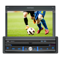 Dvd Player Automotivo Pósitron C/ Tv Digital
