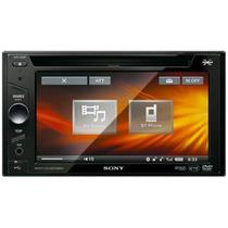 Dvd Automotivo Sony Xav- 65 6.1 Bluetooth Ipod Top De Linha!