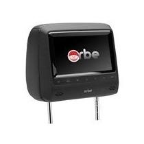 Monitor Encosto De Cabeça Dvd Orbe Banbo Com Tela 7 Unidade