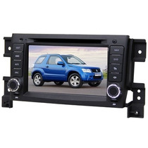 Central Multimidia Aikon Suzuki Gran Vitara 2005/2012