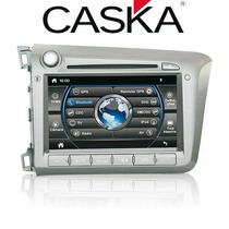 Central Multimidia Caska Honda Civic 12/14 I Win 3g Ca277-a